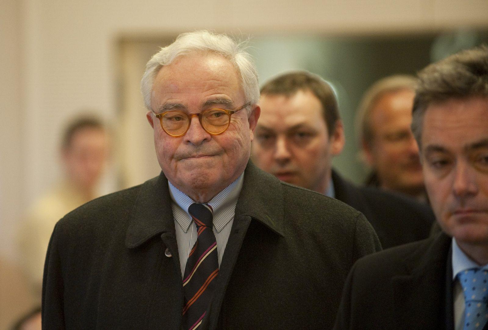 Rolf Breuer vor Gericht
