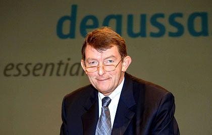 Neuer Partner bei OEP: Ex-Degussa-Chef Felcht