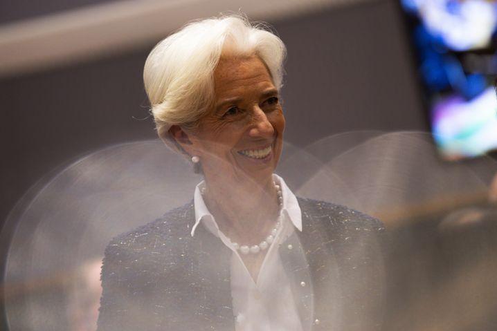 In der Coronakrise gefragt: EZB-Präsidentin Christine Lagarde.