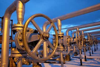 Gas-Pipeline: Zersplitterte Marktgebiete in Deutschland