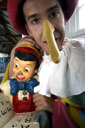 Lügenbold: Pinocchio