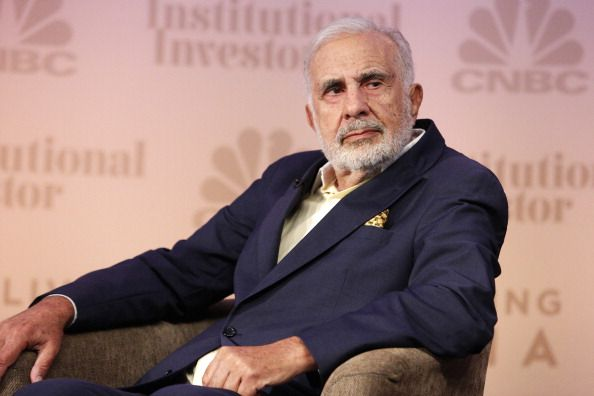 Carl Icahn / CNBC Events - Season 2014