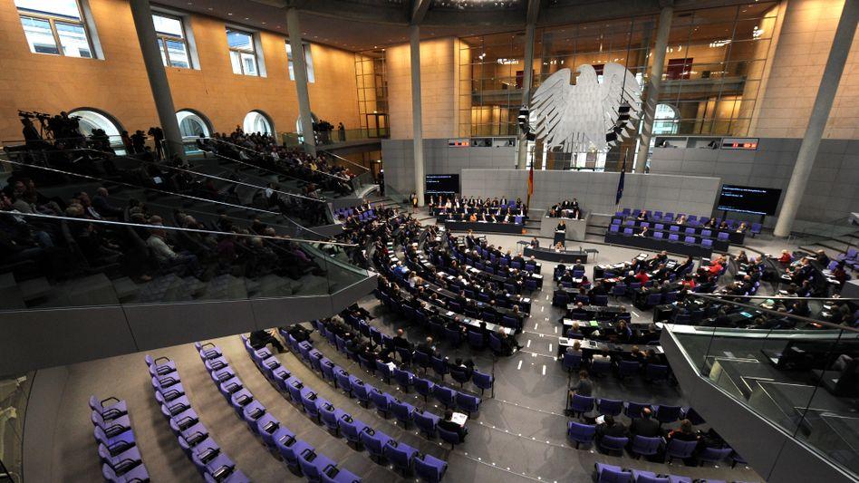 Deutscher Bundestag: Zusammensetzung jetzt auch ein verfassungsrechtliches Problem