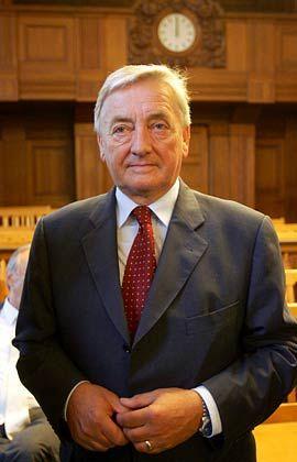 Vor Gericht: Klaus Landowsky