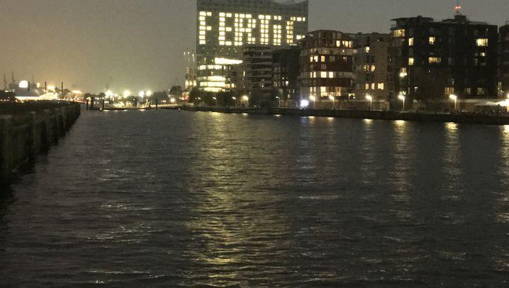 Elbphilharmonie fertig: Hamburg hat jetzt eines der teuersten Gebäude der Welt