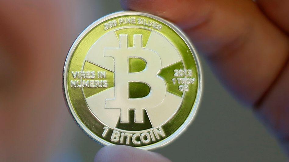 Bitcoin: Die Kryptowährung hat am Mittwoch mit 64.480 US-Dollar ein weiteres Rekordhoch erreicht