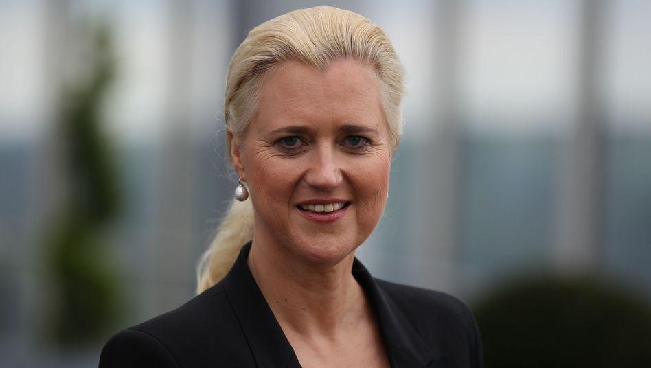 Angela Titzrath: Die Chefin des Hafenbetreibers HHLA ist eine der wenigen Frauen an der Spitze eines großen deutschen Unternehmens