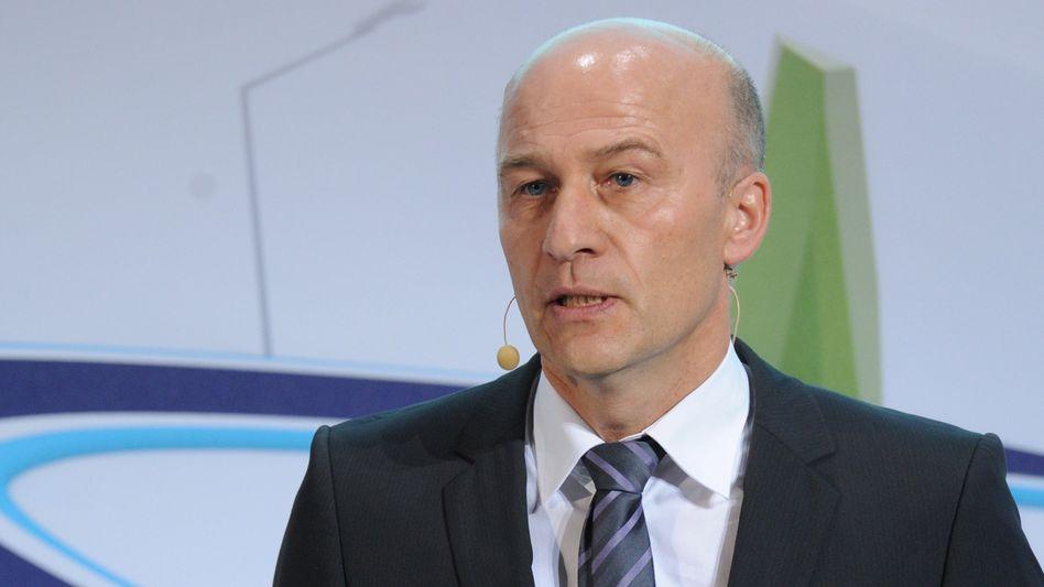 Designierter VW-Finanzchef: Frank Witter