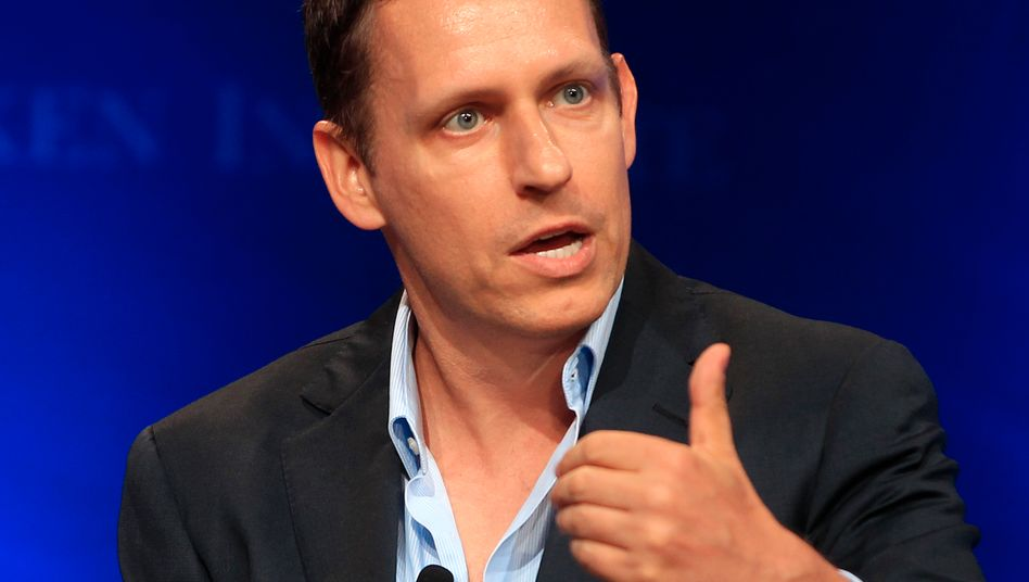 Peter Thiel: In Fintech wie trust