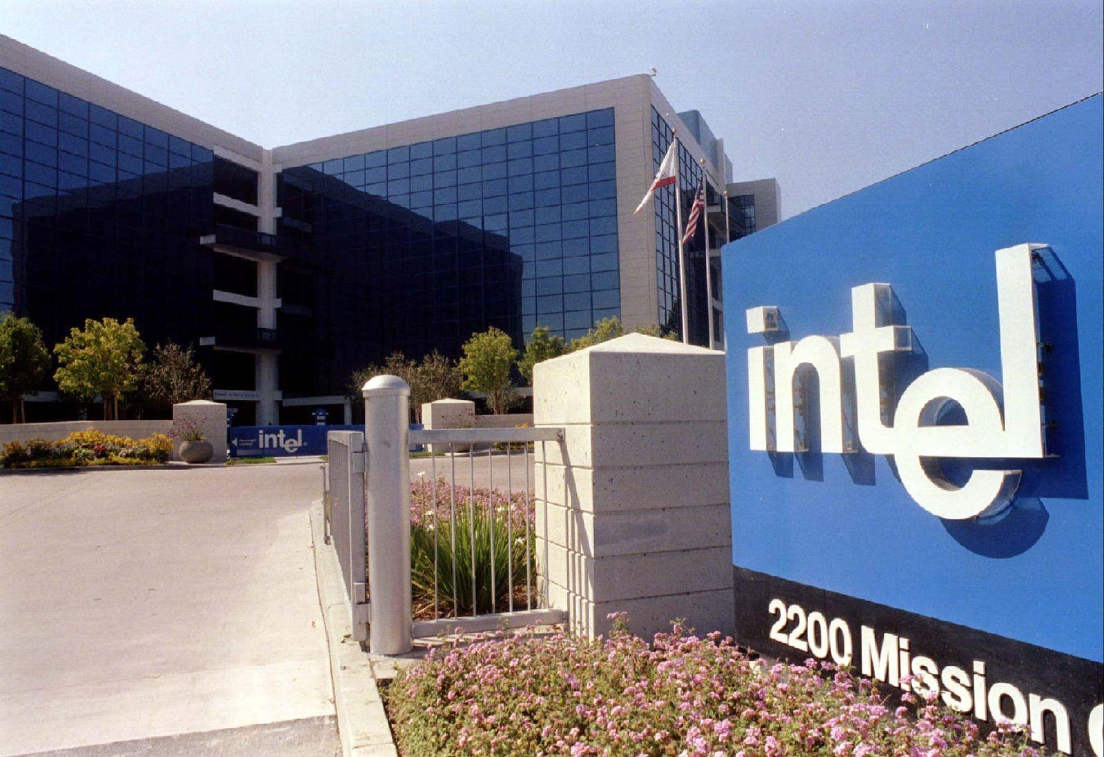 Intel / Zentrale