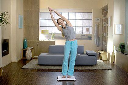 Wii-Fitnessprogramm: Die Konsole hechelt der Konkurrenz hinterher
