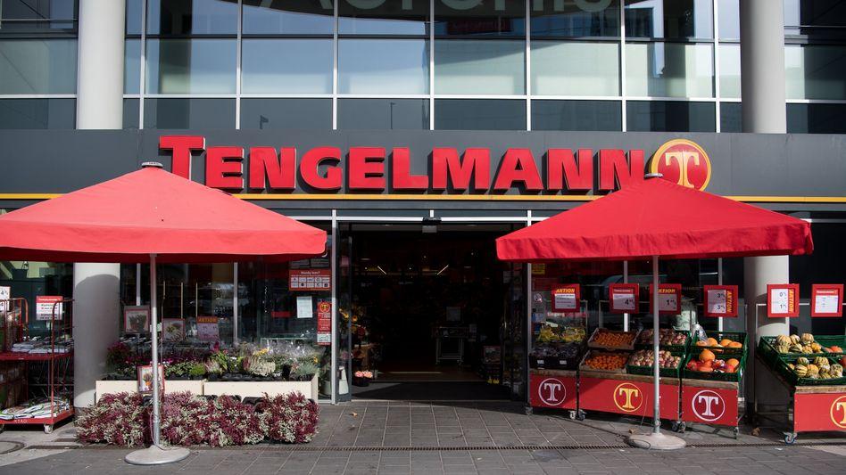Tengelmann-Filiale in München: Im Familienstreit der Milliardärssippe wurde zumindest eine Teileinigung erzielt