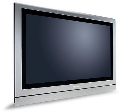Breitbild: Philips HDTV-Fernseher 50 PF 9966