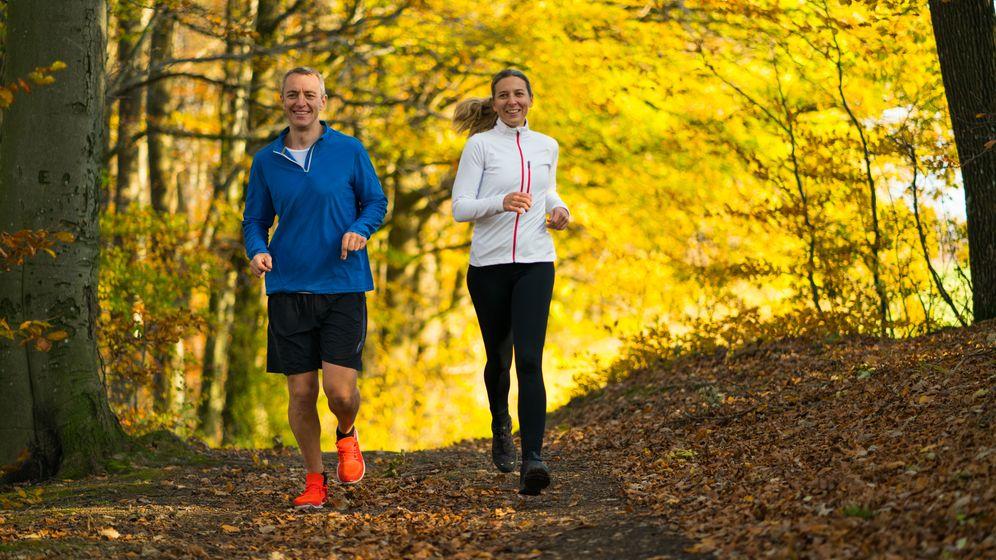 Paarlauf: Ein Kunststück, wenn er harmonisch abläuft
