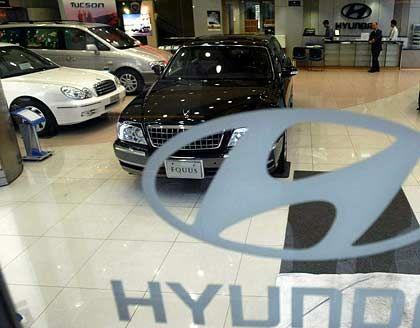 Starkes Quartal: Der Nettogewinn Hyundais ist im zweiten Quartal nahezu um die Hälfte gestiegen