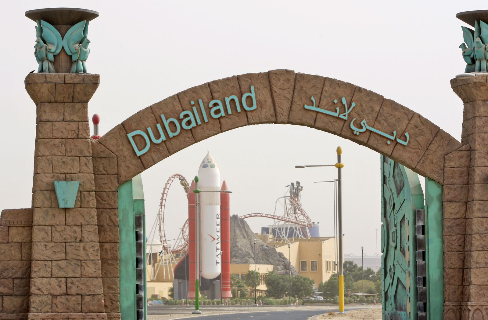 Dubailand Dreaming
