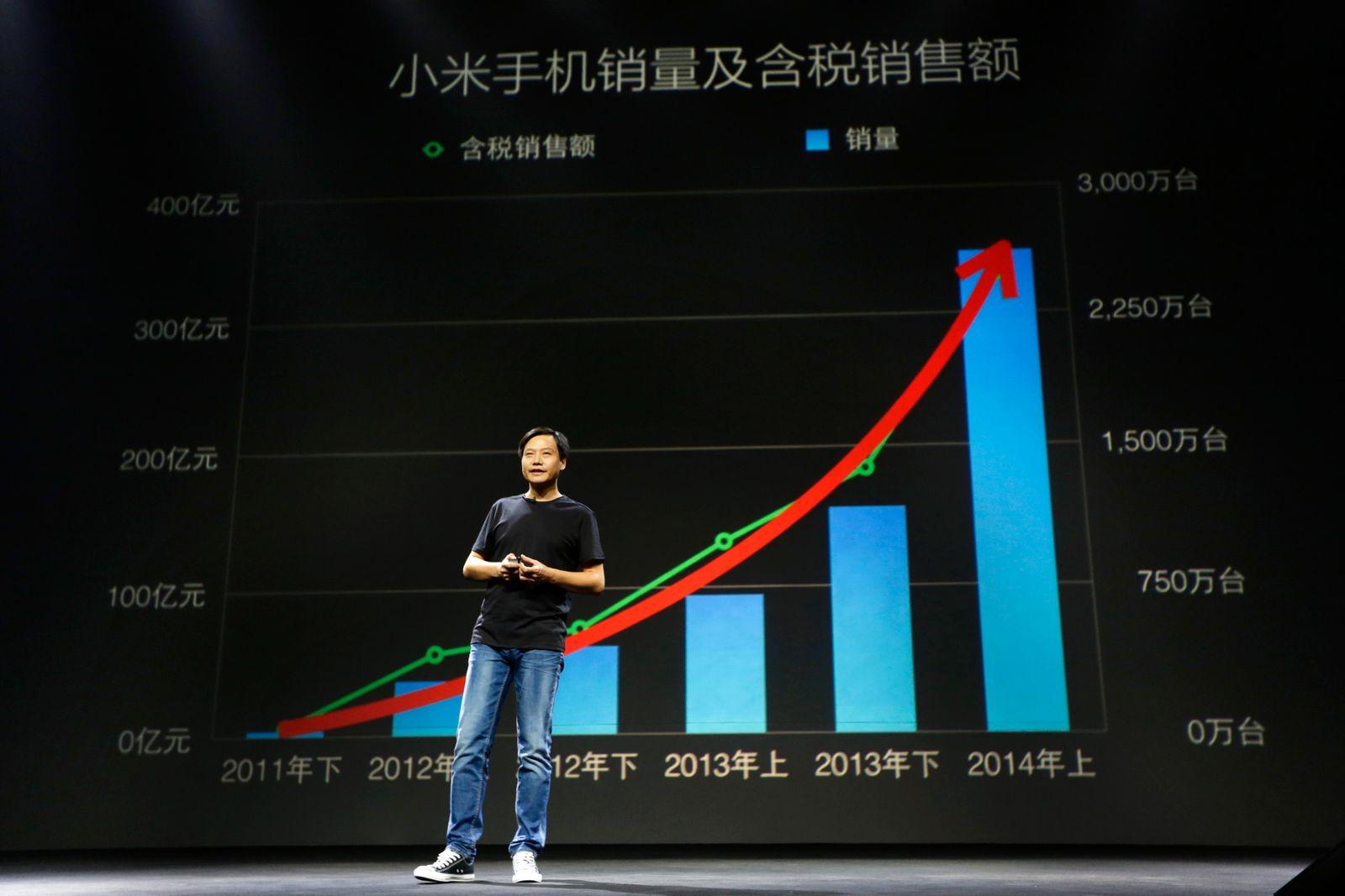 Xiaomi / Gründer / Lei Jun
