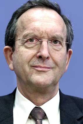 Ex-Staatssekretär: Manfred Overhaus