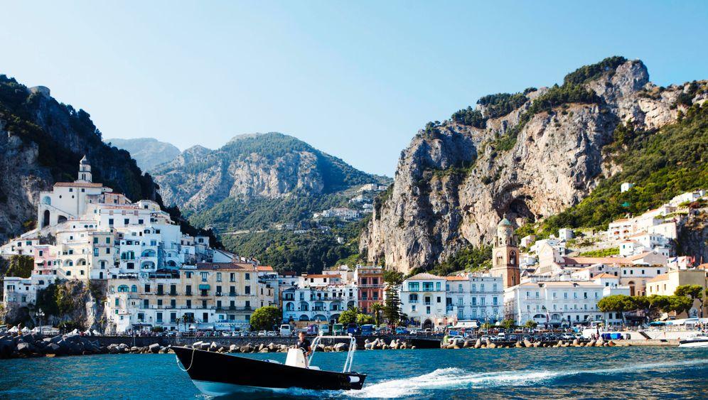 Amalfiküste: Traumhafter Ausblick