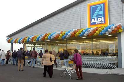 """""""Eine große Überraschung"""": Aldi Suisse nimmt vorweg, was Aldi Süd auch für den deutschen Markt anstrebt."""