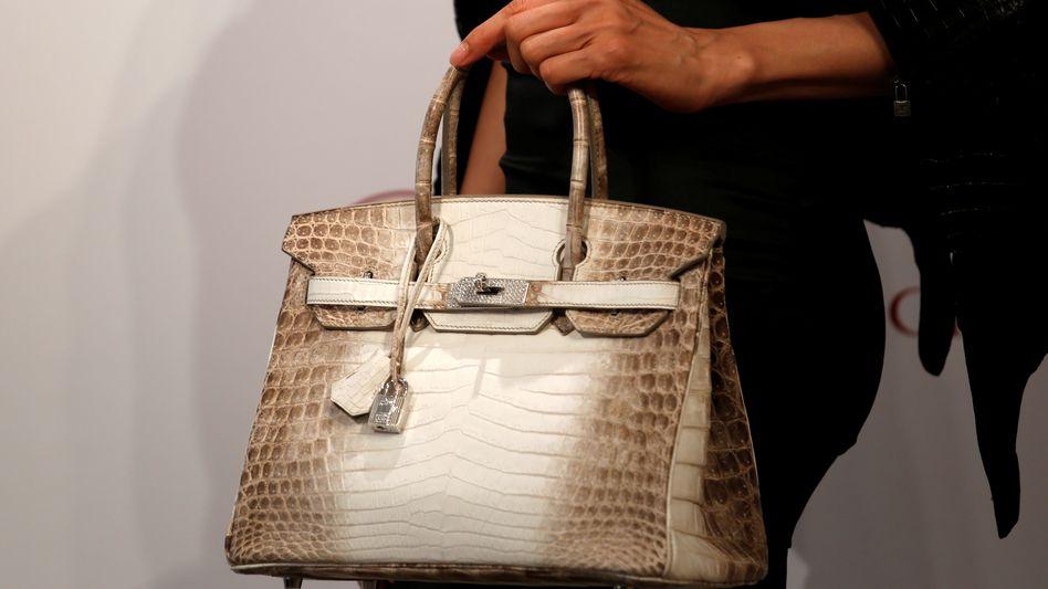 Echtes Krokodilsleder oder nicht? Chanel will künftig keine Häute von Schlangen mehr verarbeiten oder echte Pelze auf den Markt bringen