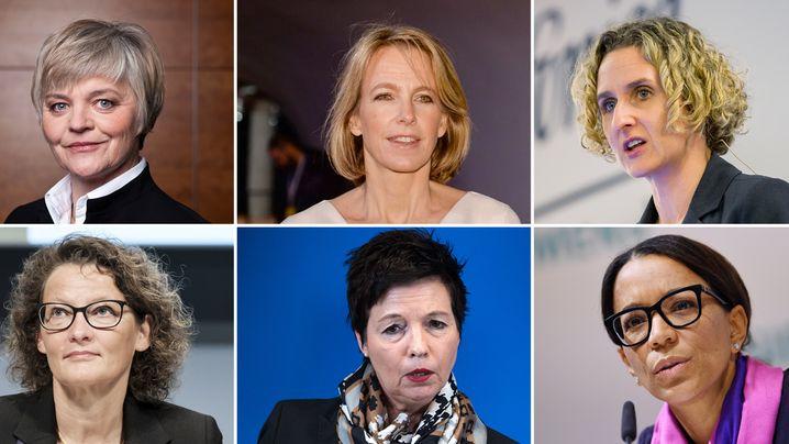 Fotostrecke: Deutschlands Top-Managerinnen