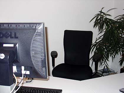 Leerer Stuhl: Bei der Mitarbeitersuche setzt Nauck auf Integrationsfähigkeit