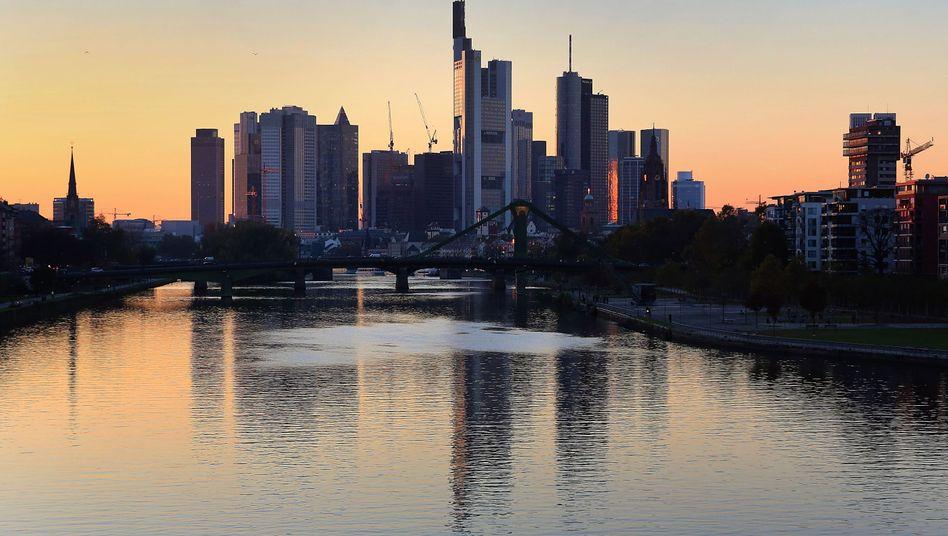 Frankfurt am Main: Ratingagentur Moody's attestiert Deutschland vergleichsweise solide Finanzen