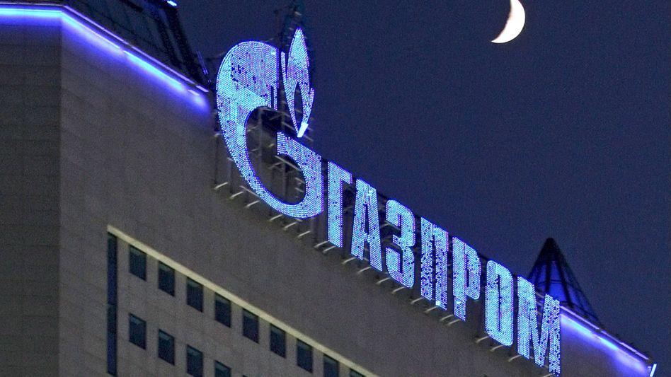 Gazprom: Zwei Milliarden Dollar schuldet die Ukraine dem russischen Monopolisten