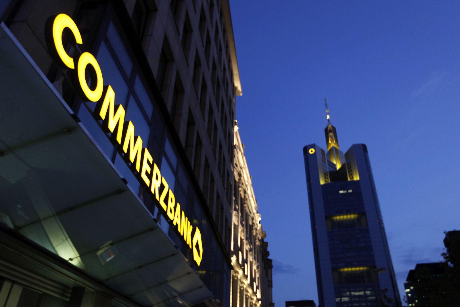 NICHT VERWENDEN Commerzbank Zentrale