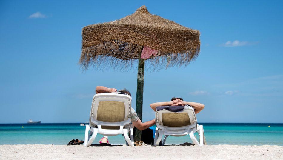 Urlaub am Strand: Für jeden fünften Deutschen ist das nicht finanzierbar