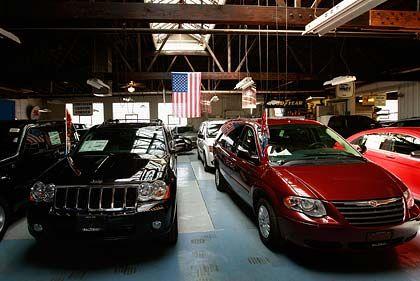 Chrysler: Sanierungsmodell vorerst gerettet