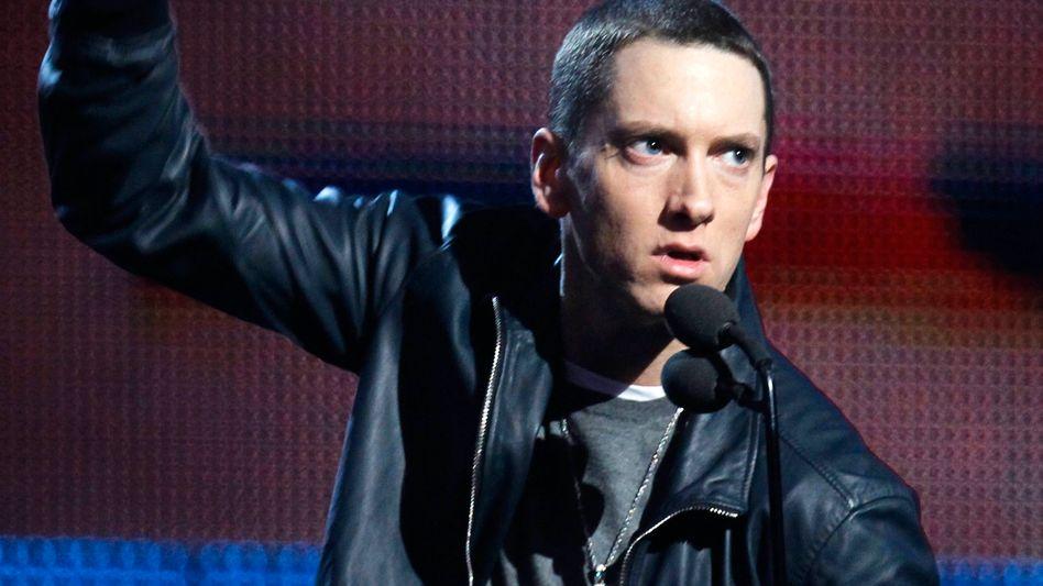 Superstar Eminem: Fühlt sich von Audi betrogen