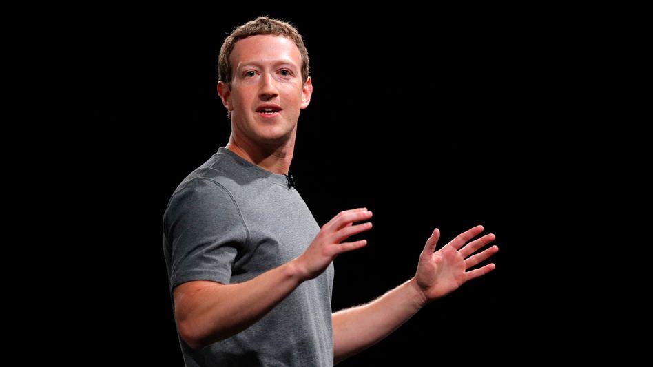 """Facebook-Chef Mark Zuckerberg: Gehackt von """"OurMine Team"""""""