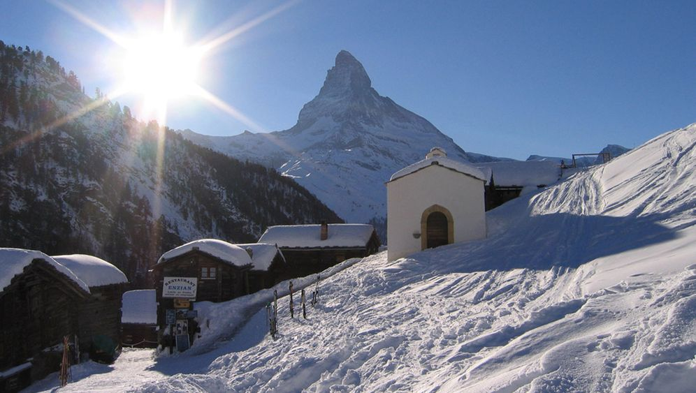 Matterhorn: Winterurlaub in Zermatt