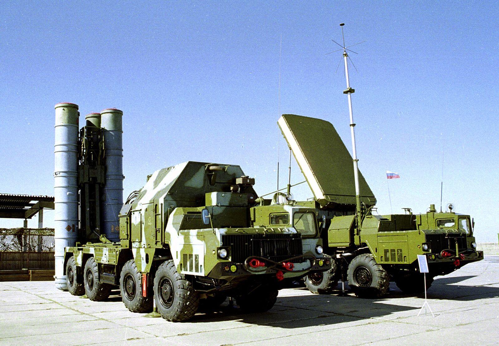 Russland / Syrien / S-300 Raketenabwehrsystem