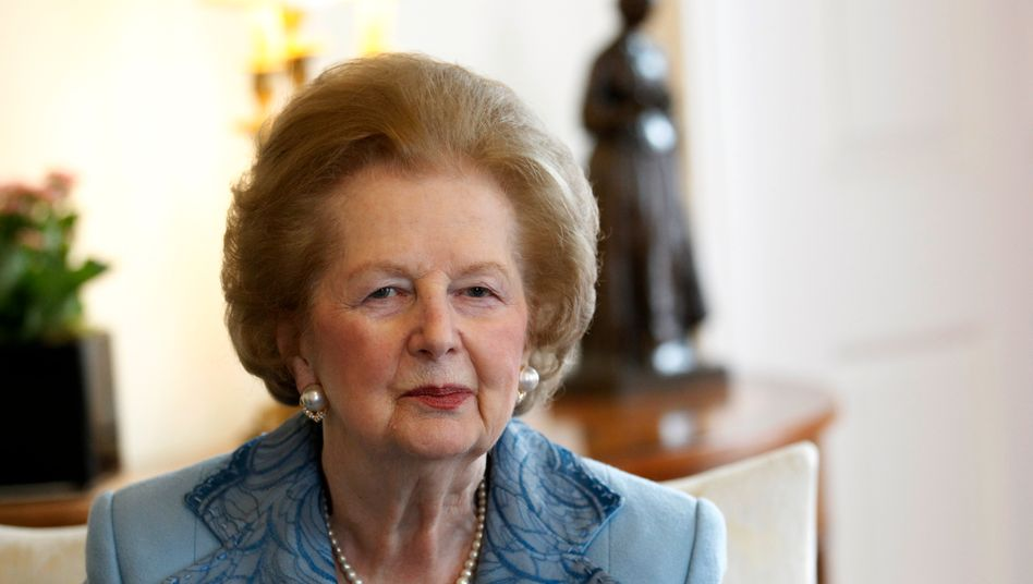 """Margaret Thatcher: Die frühere Premierministerin war als """"Eiserne Lady"""" bekannt"""