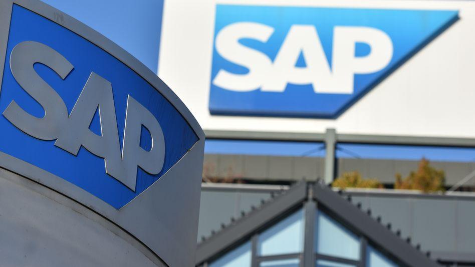 SAP: Der Software-Spezialist will sich Datenspeicher und Software mit Bosch teilen