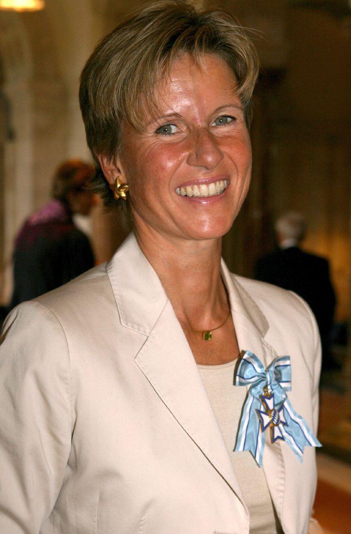 Eine von wenigen Frauen unter den UHNWIs: BMW-Großaktionärin Susanne Klatten