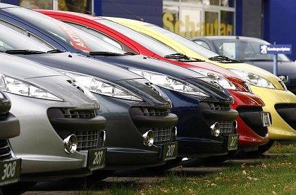 Von wegen Objekt der Begierde: Im November brach der Autoabsatz um 17,7 Prozent ein