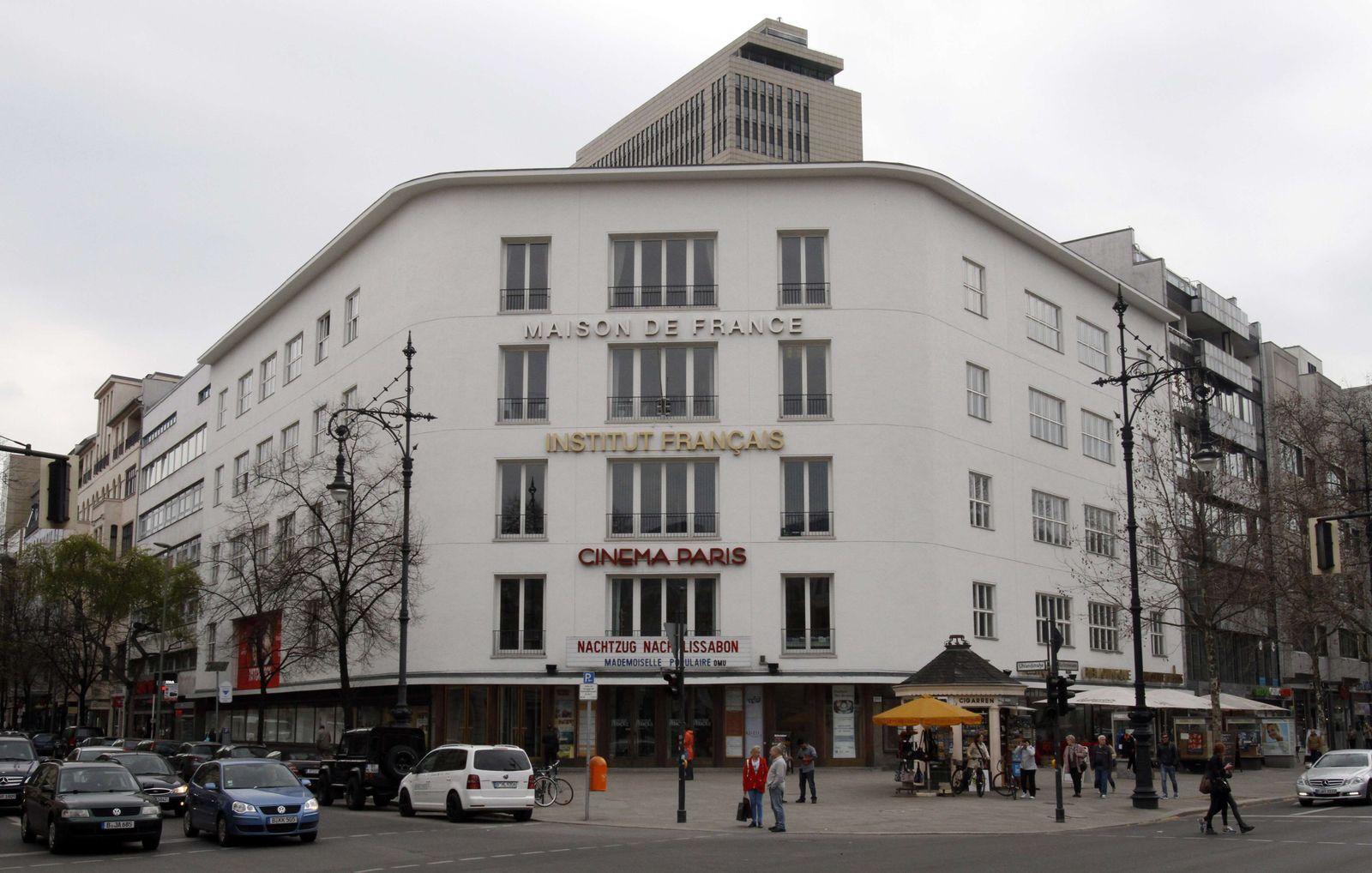 Maison de France, Berlin