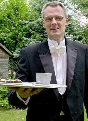 James macht's möglich: Joachim Bierhals bietet auch für Normalsterbliche endlich adäquaten Service