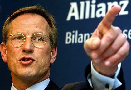 Michael Diekmann: Der Allianz-Vorstandschef baut um