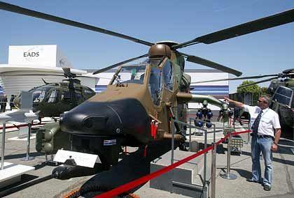 Nicht für Indien: Ein Hubschrauber der EADS-Tochter Eurocopter