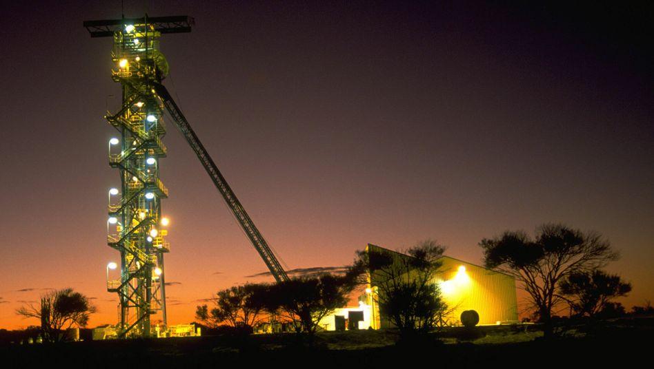 Uranförderung in Südaustralien: Die Region könnte mit der Atommüll-Entsorgung Milliarden verdienen, erwarten Gutachter