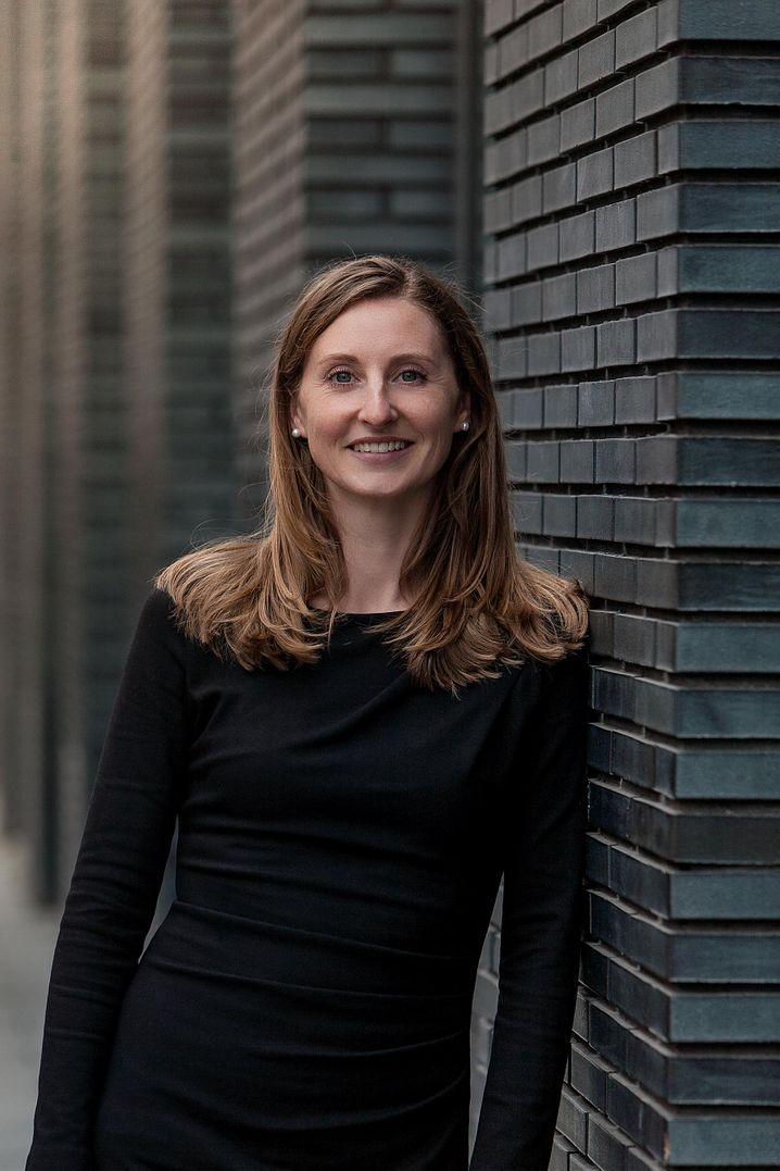 Karrierefrau: Theresa Treffers hat die Berufswege von Topmanagerinnen erforscht