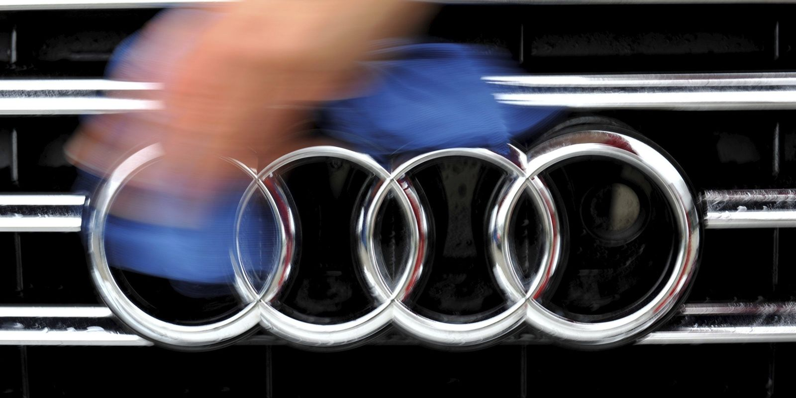 Audi / Logo / Emblem / Automarken