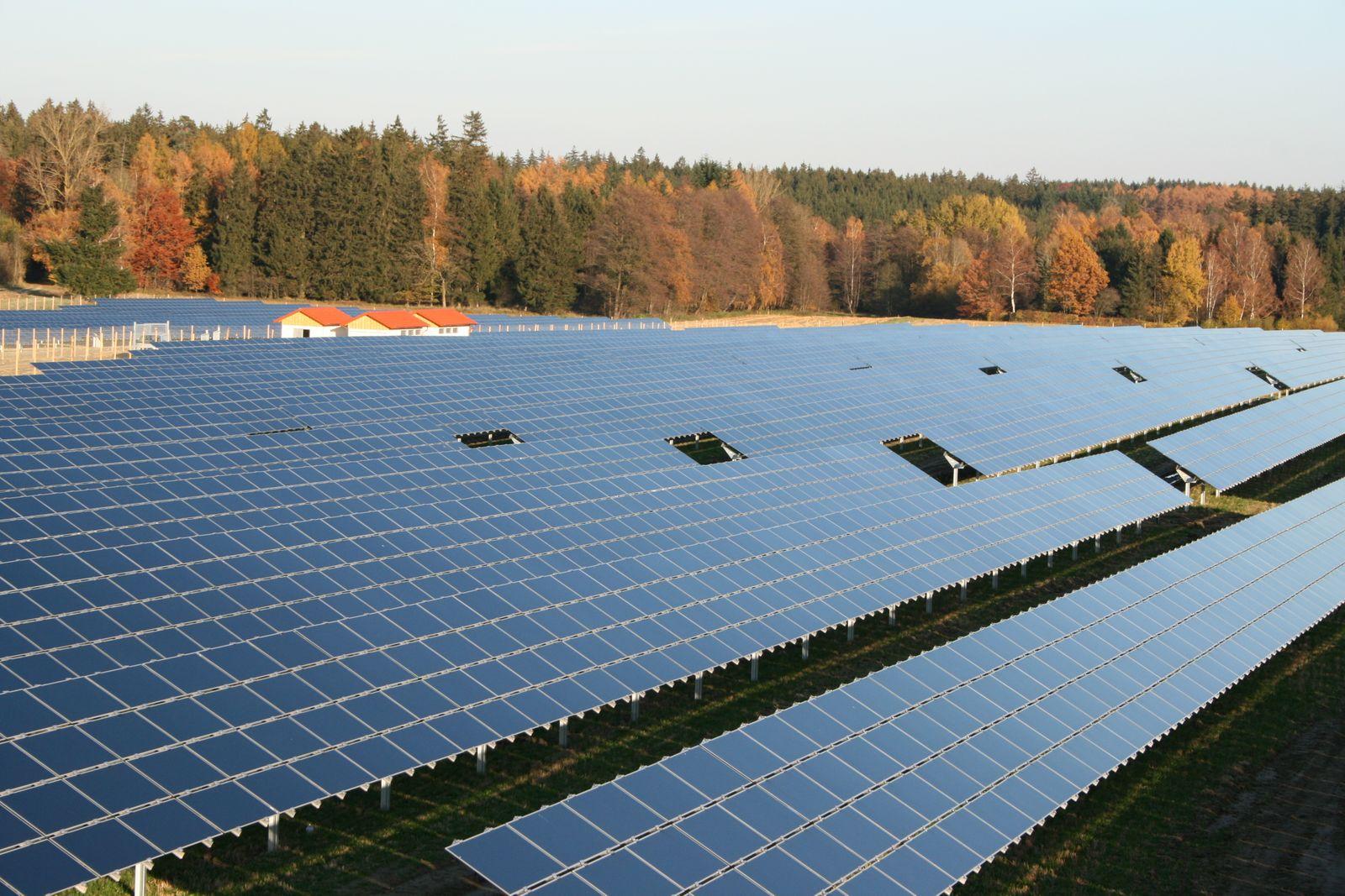 Phoenix Solar / Solarpark Sulzemoos