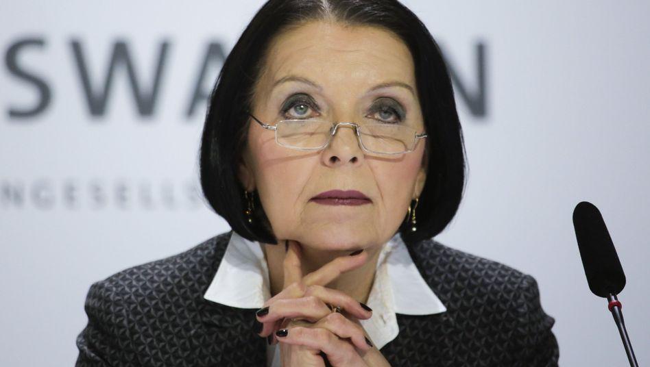 Christine Hohmann-Dennhardt bekommt zum Abschied von VW 12 Millionen Euro