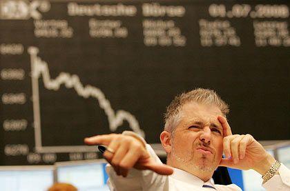 Skepsis: Analysten fürchten den Abschwung